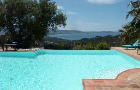 Villa de 238 m² avec vue imprenable sur le golfe de Calvi