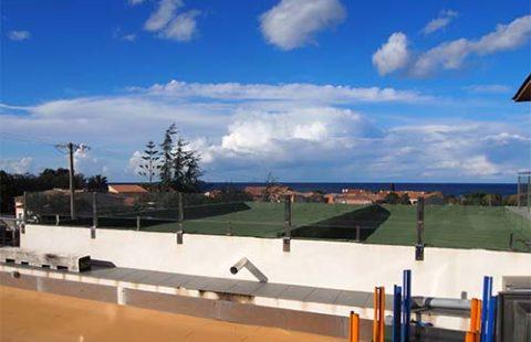 T3 de 64,28 m² avec vue mer, terrasse de 31 m² et dépendance de 10 m²