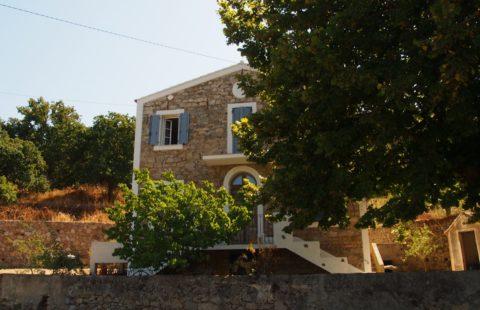 Lavatoggio : maison de village en pierre