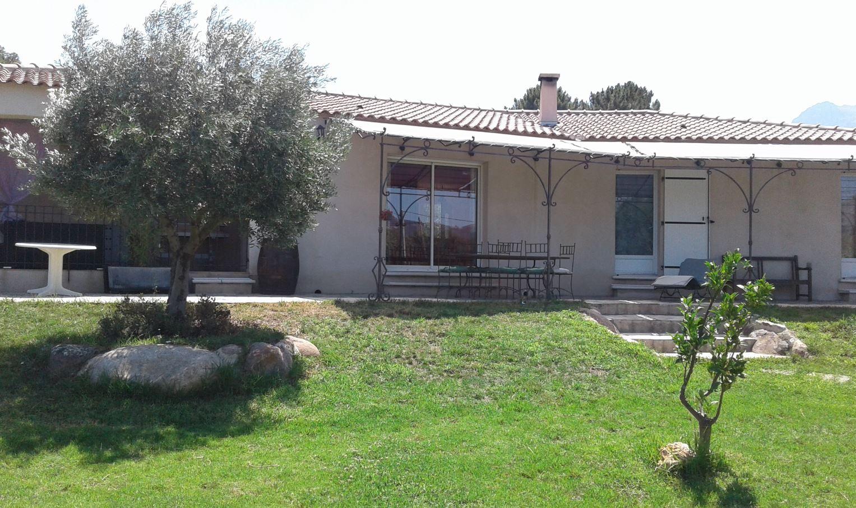 Moncale : villa de 150 m² avec T2 de 30 m²