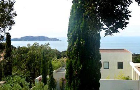 Villa de 110 m² sur 1100 m² de terrain avec piscine Terrasses, orientation ouest