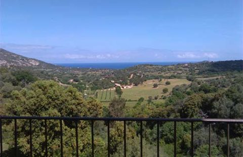 2 villas sur propriété de 3800 m² de terrain