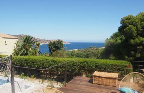 Villa neuve de 156 m² avec vue mer (Frais de notaire réduits)