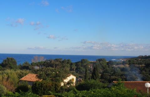 Villa de 250 m² avec vue mer et jardin arboré de 1580 m²