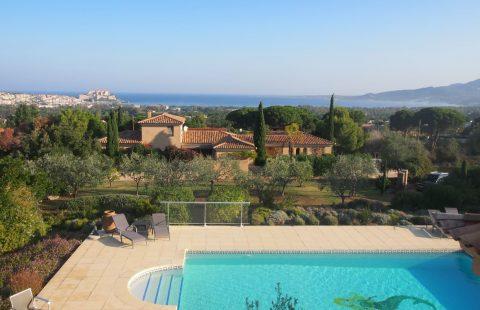 Villa de 191 m² avec piscine et vue mer terrain 2600 m²