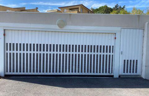 Garage de 15,30 m²