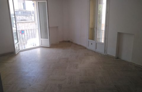 T3 de 75 m² avec balcon de 8,95 m²