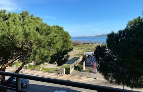 T3 de 69,69 m² avec 2 terrasses et vue mer