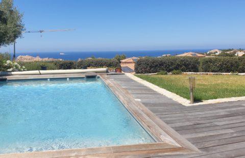 Villa de 162 m² avec vue mer et piscine