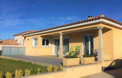 Villa de 152 m² sur terrain de 716 m²